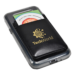 Item: 4031 - Tri-Pocket Tech Wallet - Executive Material