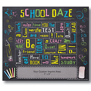 Item:  MG22105 -School Daze Words Plus&#0153 Photo Frame