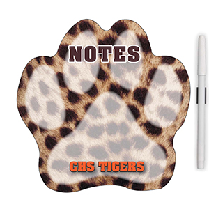 "Item:  MG98032 -""Paw"" Memo Board Magnet"